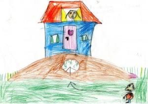 Детские рисунки, их особенности и характеристика