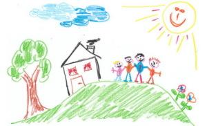Тайны и характеристика детского рисунка