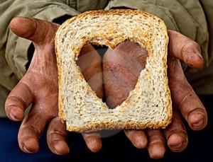 Научить ребенка ценить хлеб
