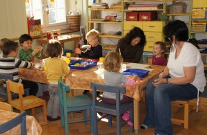 подготовка в детских садах к обучению в школе