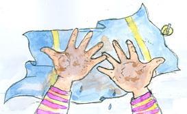 моем руки картинки для детей
