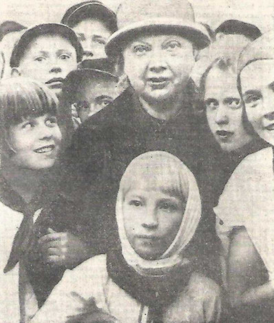 молодая Крупская фото